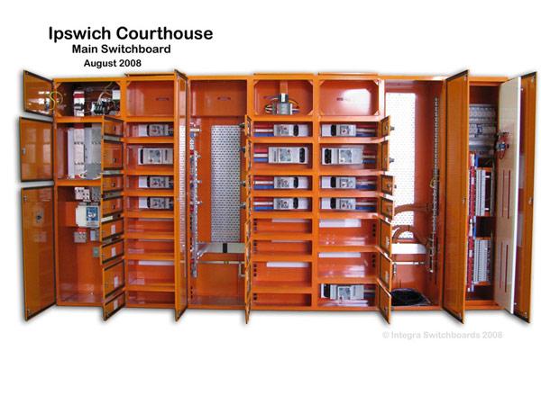 Main Switchboards Integra Switchboards Pty Ltd
