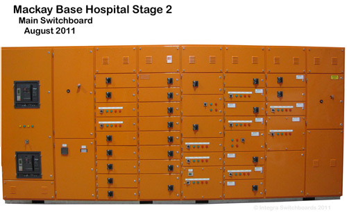 Healthcare Integra Switchboards Pty Ltd