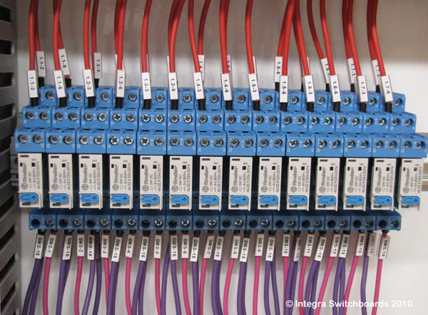 Motor Control Centres Integra Switchboards Pty Ltd